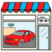 tiendas de automoción accesibles con pictogramas por ilearntap en Barcelona
