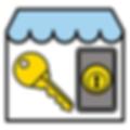 cerrajerías accesibles con pictogramas por ilearntap en Barcelona