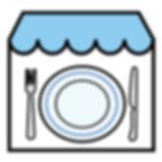 restaurantes accesibles con pictogramas por ilearntap en Barcelona