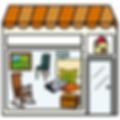 tiendas de muebles accesibles con pictogramas por ilearntap en Barcelona