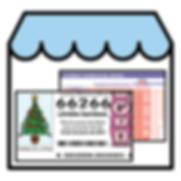 tiendas de ocio y apuestas accesibles con pictogramas por ilearntap en Barcelona