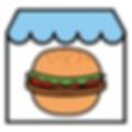 hamburgeserías accesibles con pictogramas por ilearntap en Barcelona
