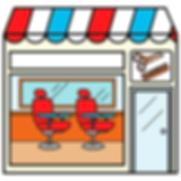 tiendas de estética y belleza accesibles con pictogramas por ilearntap en Barcelona