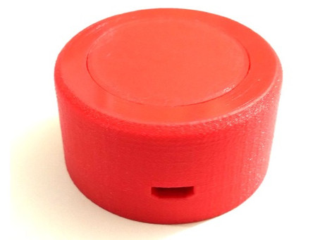 IOT Button - Wi-Fi - 3D printed