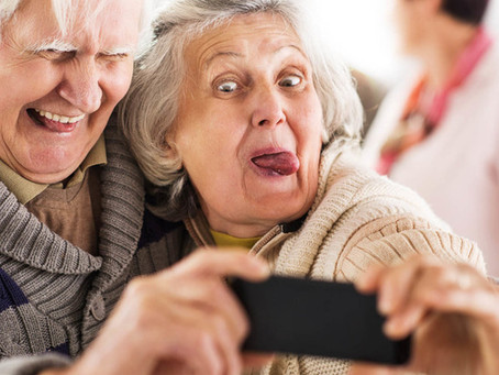 Tech Tips for Seniors AKA Mature Hip Adults