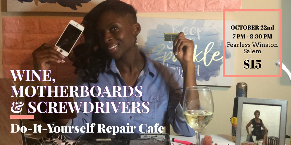 Wine, Motherboards & Screwdrivers