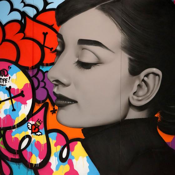 Audrey Hepburn-No.1