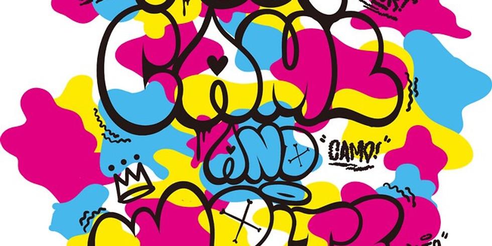 """LAC Graffiti Studio """"OPEN"""""""