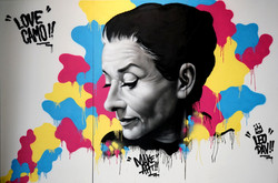 LOVE CAMO LIFE-Hepburn