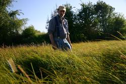 John Anderson in Carex barbarae