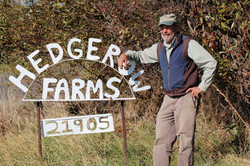 John Anderson of Hedgerow Farms