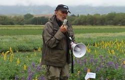 John Anderson at CNGA's Field Day