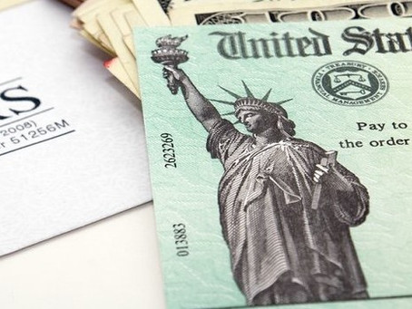 IRS issuing more refunds for taxes paid on excludible unemployment compensation