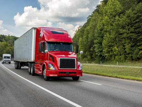 Truckers must file highway use tax form this month