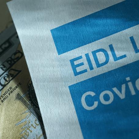 Changes to Economic Injury Disaster Loan (EIDL) program