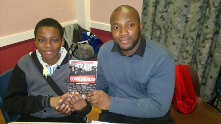 Wolverhampton Youth conference