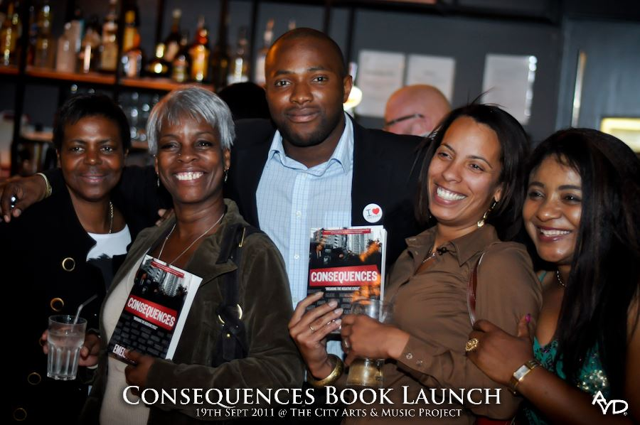 Consequences book launch