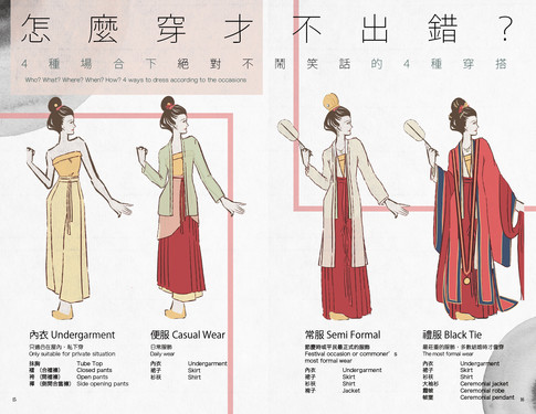 Song Fashion Magazine: Huadai 9
