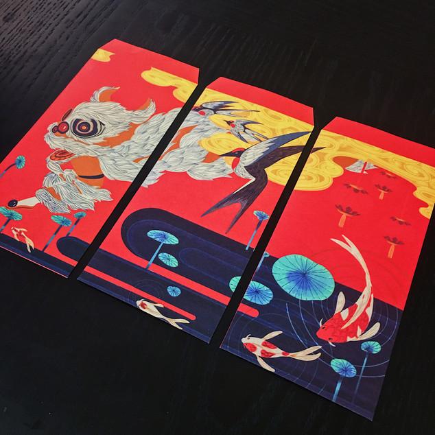 Lunar Festival: Red Envelope 2