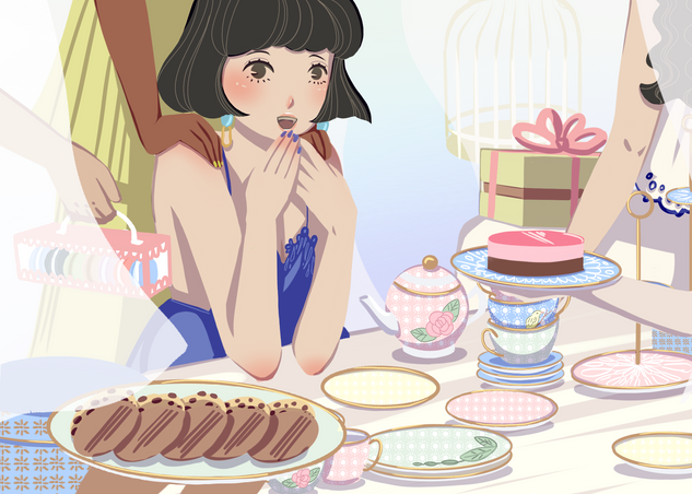 Horoscope in Tea Party: Caner