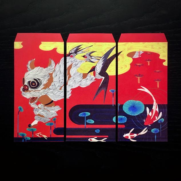 Lunar Festival: Red Envelope 3