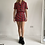 Thumbnail: Short sleeve red tartan shirt