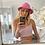 Thumbnail: Pink bucket hat