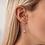 Thumbnail: Turtle Earrings