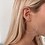 Thumbnail: Large Hammered Hoops