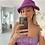 Thumbnail: Purple bucket hat