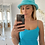 Thumbnail: Blue bucket hat