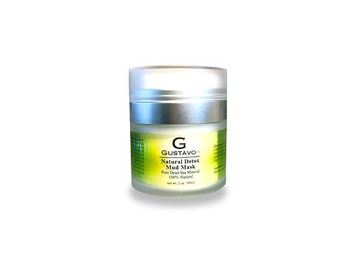 Natural Detox Mud Mask - Organic