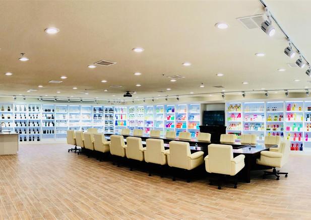 Panrosa showroom