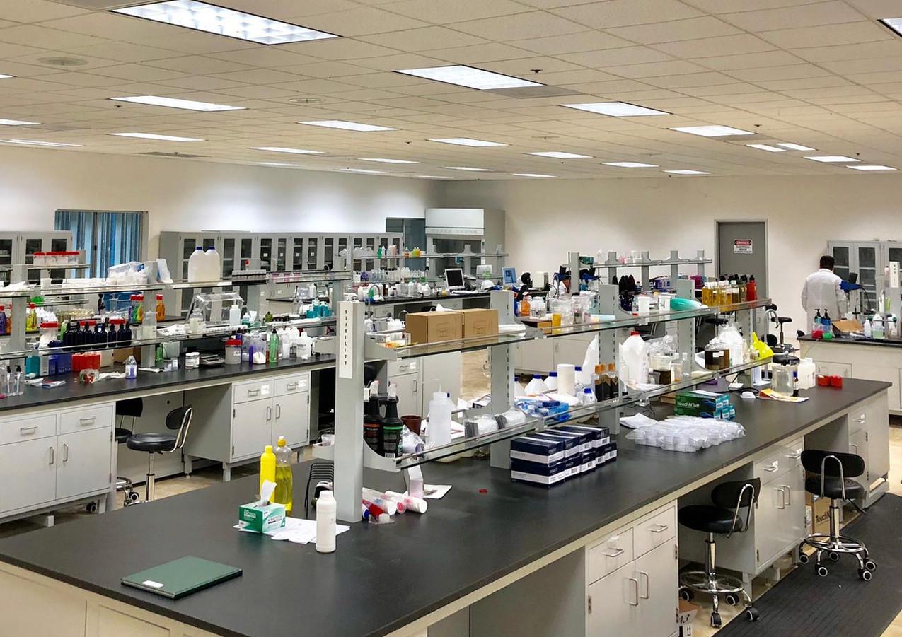 Panrosa lab