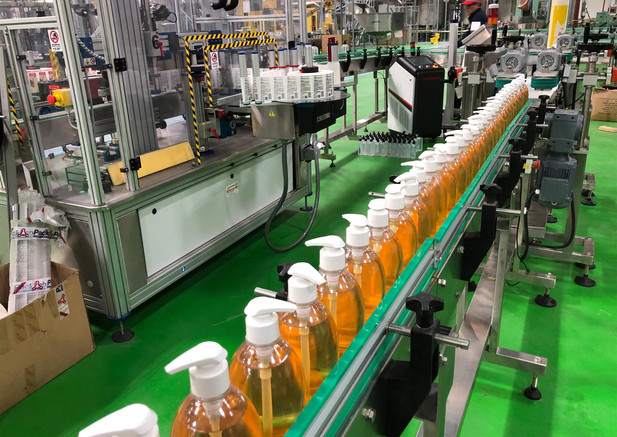 Panrosa product line