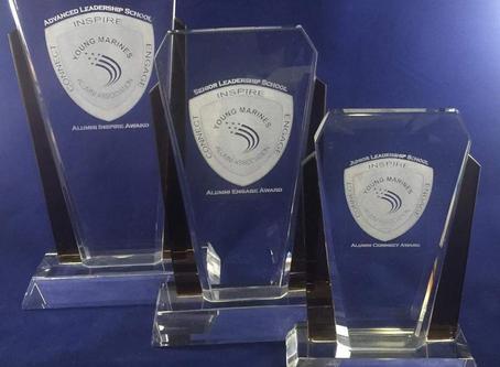 Alumni Association presents National Leadership Academy Awards