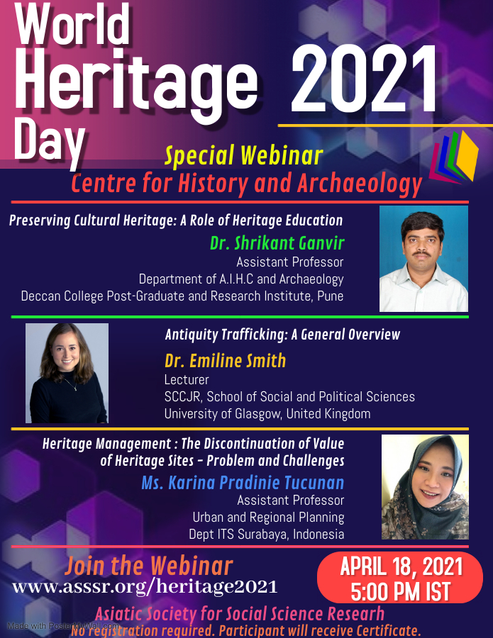 World Heritage Day 2021