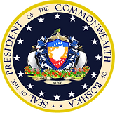 Seal of The President of The Commonwealth of Boshka