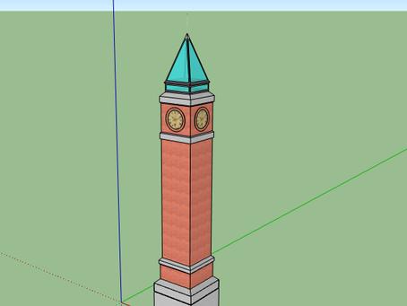 New Clock Tower Design