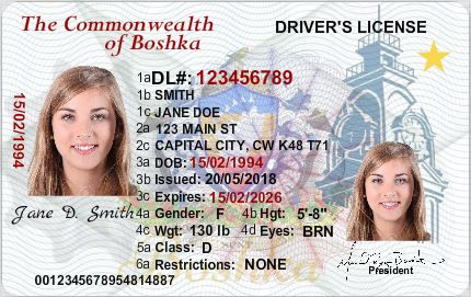 REAL ID's and What you need to know