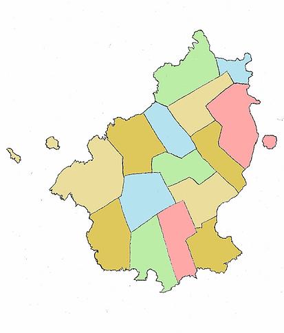Boshka Map