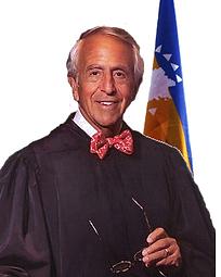 Boshka Supreme Court Justice David Wilson