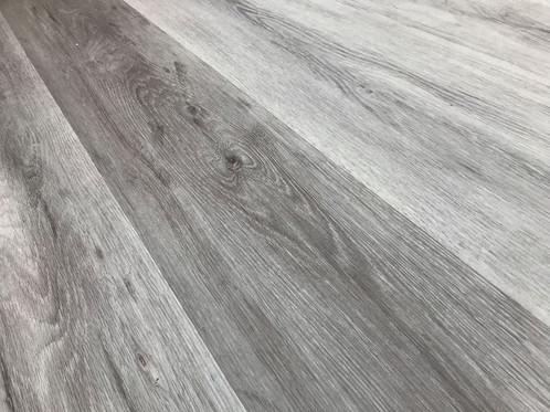 Horizon Range Ash Grey Waterproof Spc Flooring Wood Embossed Finish With Micro Bevel Edge Unilin Lock 1500x1800x5mm 7pcs 1 89 Sqm Per Box