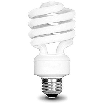 Spiral Compact Fluorescent Lamps