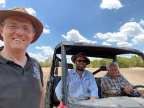 Northern Australia: the new frontier for dryland broadacre cropping