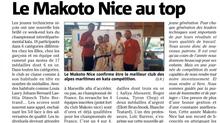 REVUE DE PRESSE: MAKOTO AU TOP