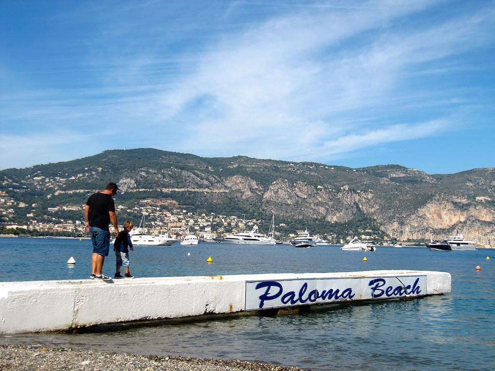 La plage de la Paloma