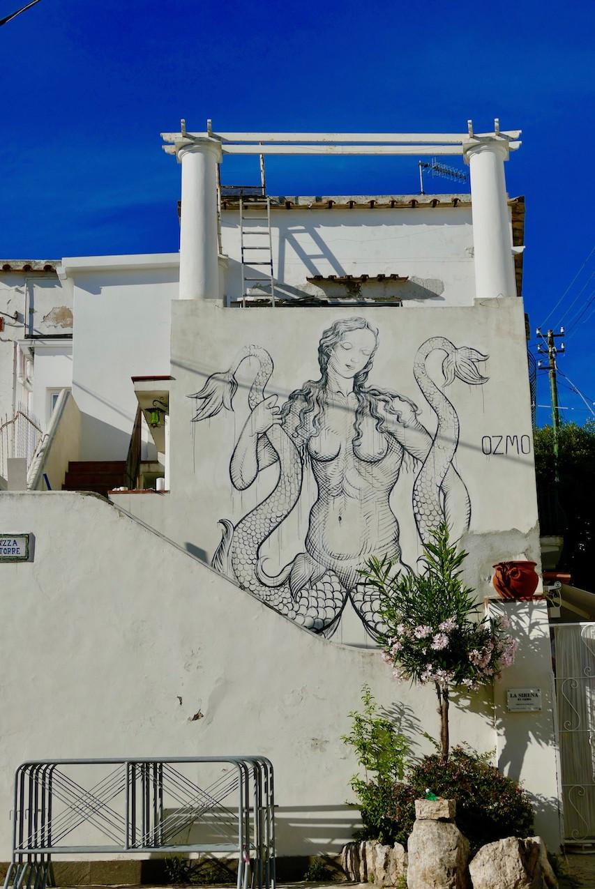 Les rues d'Anacapri