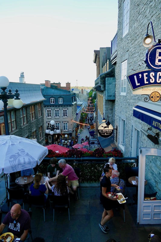 Rue Champlain