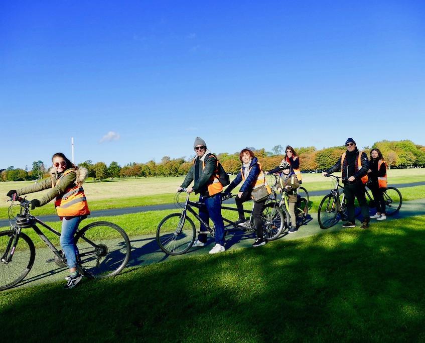 Vélo à PHOENIX PARK